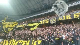 Ny AIK-ramsa (AIK - Dif 1-1)