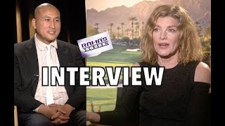 my interview with rene russo about just getting started