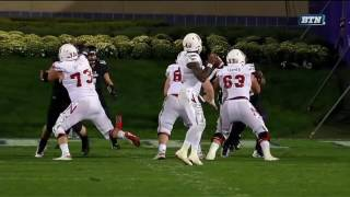 Cethan Carter Touchdown vs. Northwestern