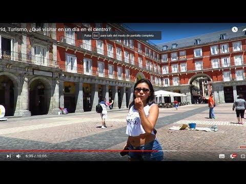 Lugares para visitar en el centro de Madrid