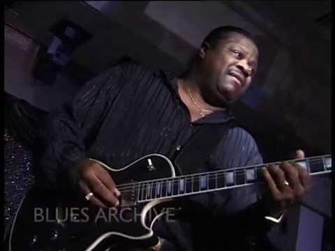 Trailer for DVD Andrew 'Jr Boy' Jones   'Lone Star Guitarman' JSP5807 on JSP Records