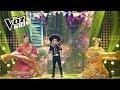 David Tarapues canta Allá en el Rancho Grande | La Voz Kids Colombia 2018 Mp3