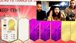 ICON & FUTURE STARS IN SAME PACK OPENING!! OMG!! FIFA 20
