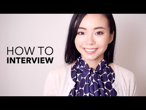 HOW TO INTERVIEW | 6 Interview Tips | Tell me about yourself...| LvL