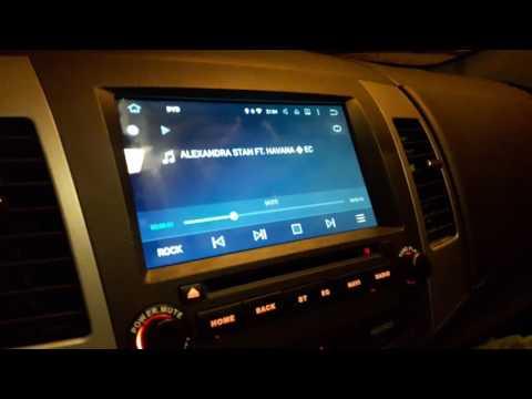 Отзыв Китайская 2Din магнитола Outlander XL 2011 г.
