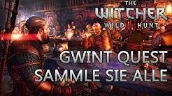 Witcher 3 Guide: Sammle sie alle (Gwint Quest)