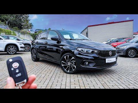 2019 Fiat TIPO 1.6 MujtiJet S-Design