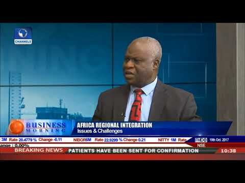 West Africa Not Ready For Single Currency - Trade Expert |Business Morning|