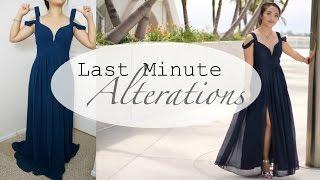 Prom Dress Alterations (Quick Fixes) Mp3