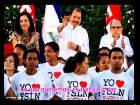 Reconciliación - Canción FSLN