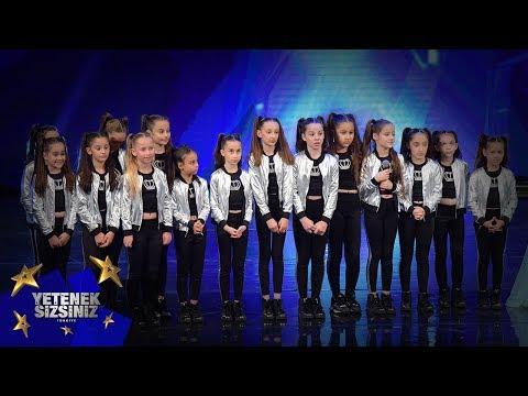 Queens Of The Dance Final Performansı | Yetenek Sizsiniz Türkiye | Sezon 8 | 15. Bölüm