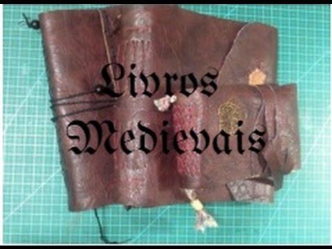 Livros Medievais #2 (Medieval Books) - VIDEO