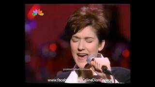 Celine Dion - The Power of Love at the AMA,1995 [HD]