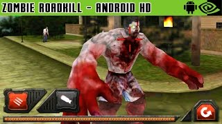 Zombie Roadkill   Gameplay Nvidia Shield Tablet Android HD Android Games HD