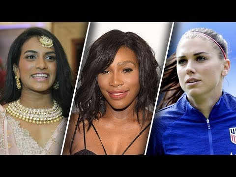 Richest Female Athletes In The World 2019