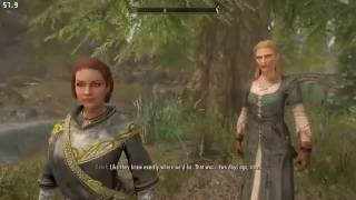 Skyrim Special Edition - Modded TEST Stream #1 - Stable?