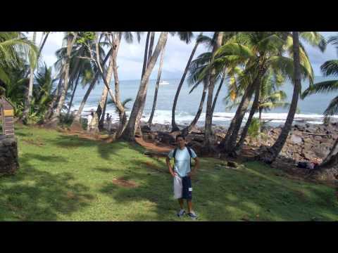 Devils Island. Iles du Sant. Ile du Diable. Ile Royale. Ile Saint-Joseph. French Guiana.