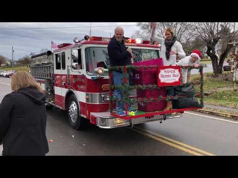 2018 Church Hill Christmas Parade, Dec. 1