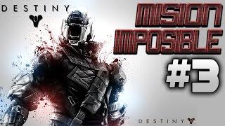 Destiny | La misión imposible #3 - Momentos de tensión y risas | Stratusferico