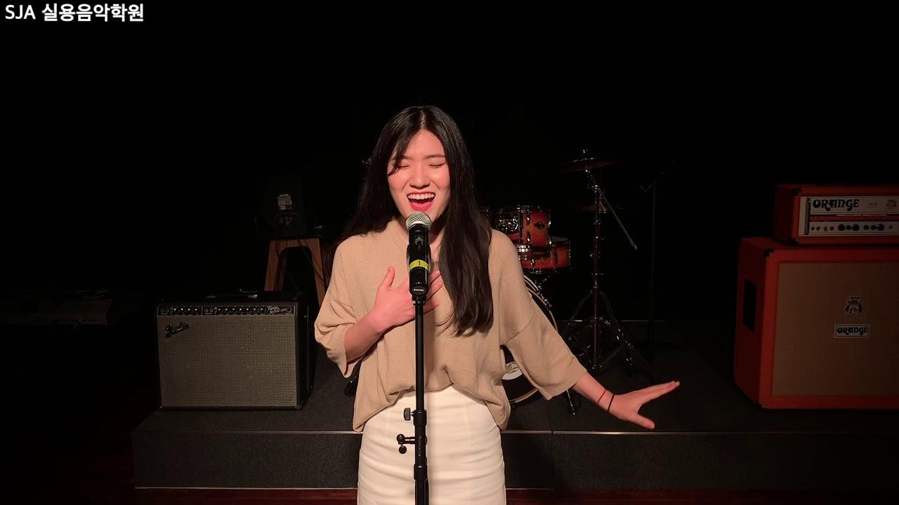 [SJA실용음악학원] 2020년도 백제예술대학교, 정화예술대학교 뮤지컬 보컬 전공 합격한 홍유진 학생 입시곡 영상(나는 나를 말하는 사람 : 뮤지컬 레드북 )