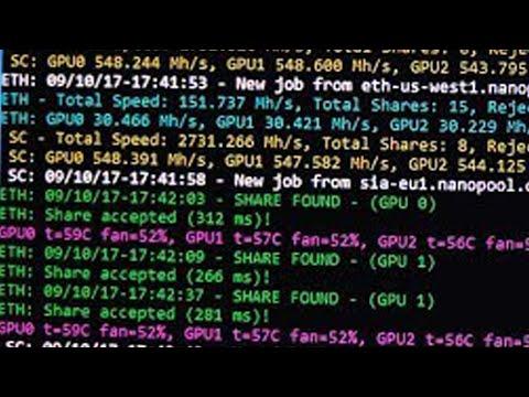 Mining rig windows kurulumu ve ayarları. Bitcoin, Ethereum Mining Rig Kurulumu Türkçe 11