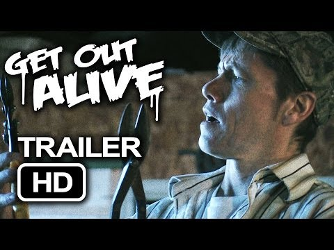 GET OUT ALIVE    2013 HD