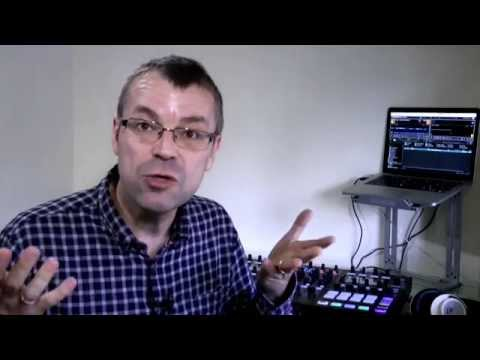 How To Use The Transport Controls On The Traktor Kontrol S8