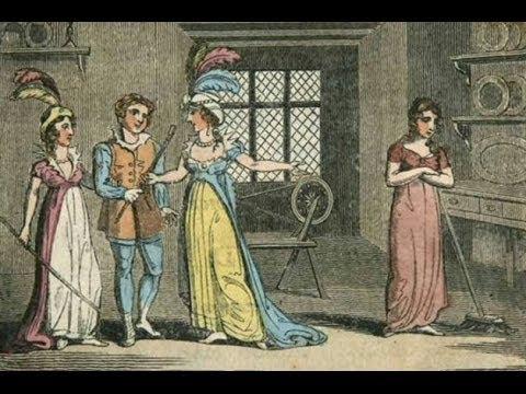CINDERELLA I 1800 -- 1818     Music: