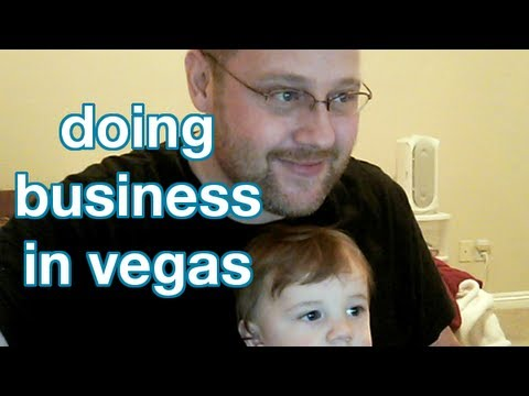 Las Vegas: The pros and cons of doing business there