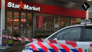 Gewapende overval Texaco Kooikersweg Den Bosch