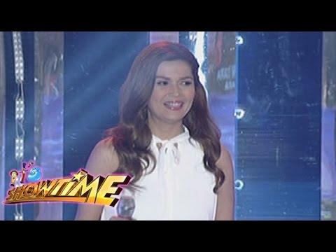 Its Showtime Singing Mo To: Donna Cruz sings Kapag Tumibok Ang Puso