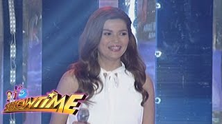 "It's Showtime Singing Mo 'To: Donna Cruz sings ""Kapag Tumibok Ang Puso"""