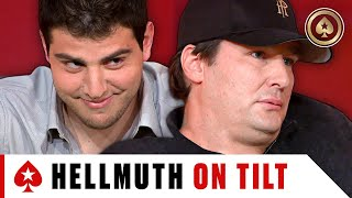 Hellmuth RAGING against Young Poker Pro ♠️ Best of The Big Game ♠️ PokerStars