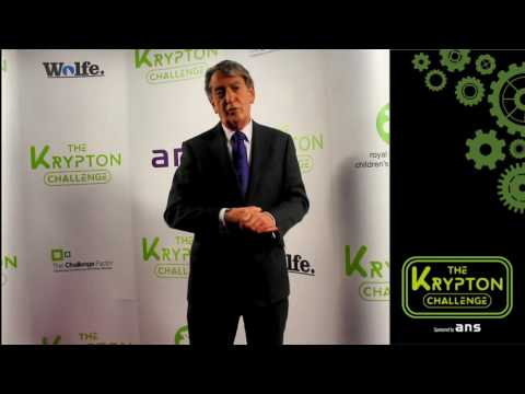 Gordon Burns talks to us about his favourite round from the Krypton Factor