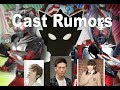 Ultraman 2018 Cast Rumors