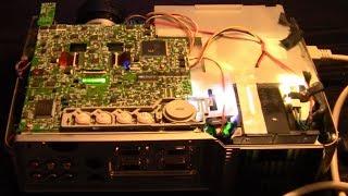 проектор Hitachi CP-X5550 ремонт