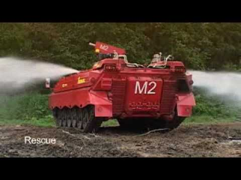 Forestfire Bushfire Wildfire Airmatic RED Rescue Extinguish Defend Löschpanzer Marder