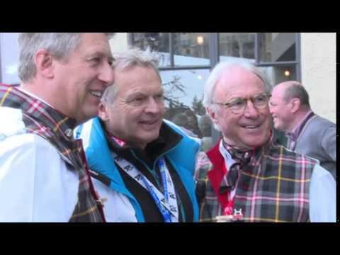 Hochstimmung in der Arlberg Lounge - BILD/VIDEO