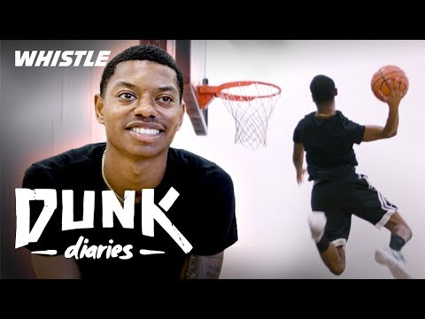 Tyler Currie: Most UNDERRATED Dunker In The World?