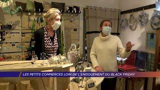Yvelines | Les petits commerces loin de l'engouement du Black Friday