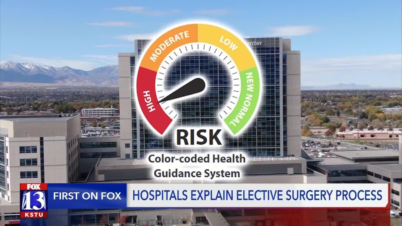 Utah Hospitals Planning To Restart Elective Procedures Youtube