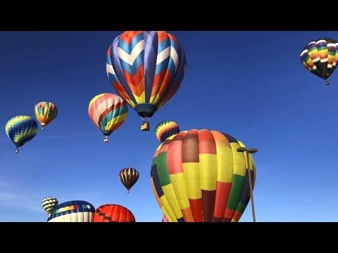 Nevada, Mesquite Balloon Festival
