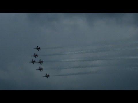 Singapore vlog 2 day 1: Singapore Airshow 2014 (February 15, 2014)