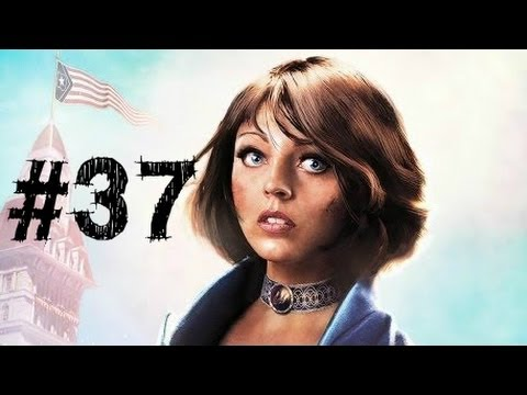 Bioshock Infinite Gameplay Walkthrough Part 37 - Cage and the Songbird - Chapter 37