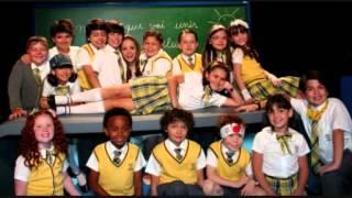 Carro-céu - Carrossel - Versão cantada pelas crianças (SBT)