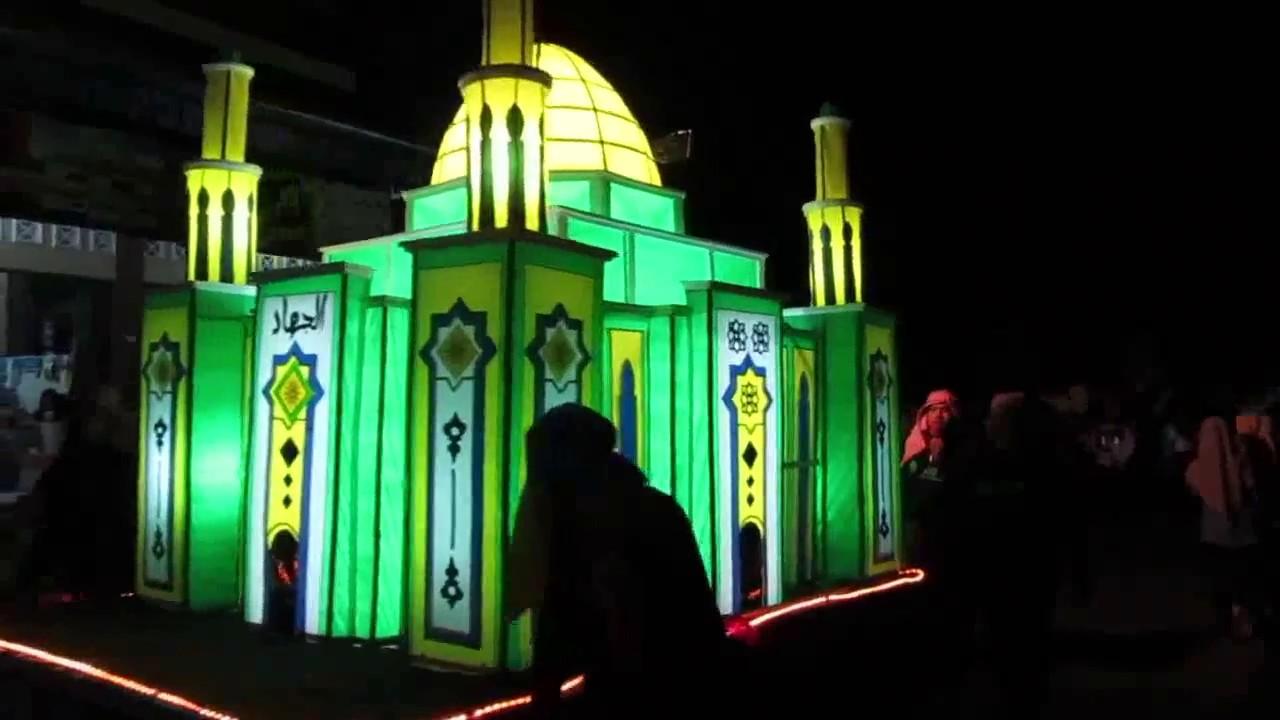 89  Gambar Masjid Untuk Takbiran Terlihat Cantik