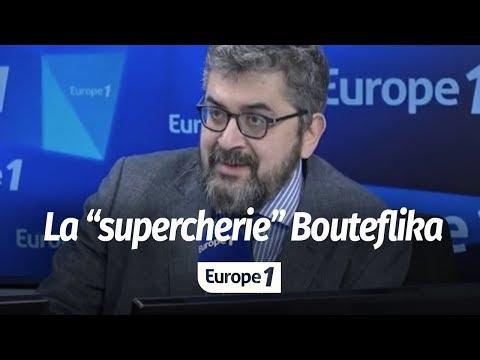 """BOUTEFLIKA RENONCE : UNE """"SUPERCHERIE POUR INSTALLER LA DICTATURE"""""""