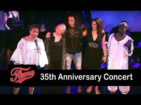 Fame 35th Anniv Concert: Debbie Allen, Erica Gimpel  Press EPK 07132017