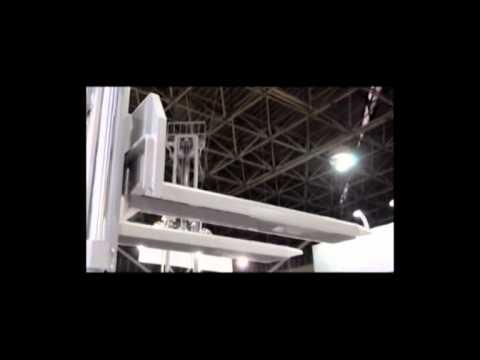 Paletrans - Empilhadeira Elétrica PT16/45