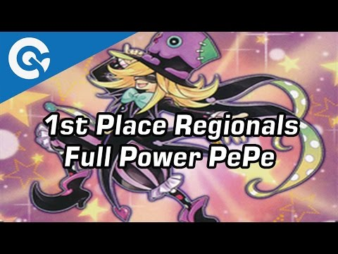 CCG: 1st Place Regionals PePe Pre Adjusted Ban List Deck Profile by Marcel Burri